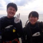 沖縄ダイビング☆3/14 珊瑚礁体験ダイビング 15時半~ しおん