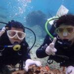 沖縄ダイビング☆3/5 珊瑚礁体験ダイビング 10時半~ なすび