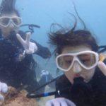 沖縄ダイビング☆3/4 珊瑚礁体験ダイビング 15時~ しおん