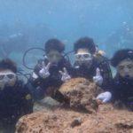 沖縄ダイビング☆3/4 珊瑚礁体験ダイビング 13時~ なすび・しおん