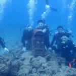 沖縄ダイビング☆3/9 珊瑚礁体験ダイビング 10時半~ しおん・なすび