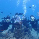 沖縄ダイビング☆3/9 珊瑚礁体験ダイビング 13時~ しおん・りさ