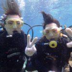 沖縄ダイビング☆3/11 珊瑚礁体験ダイビング 12時半~ なすび