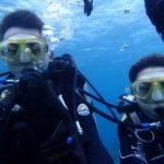 沖縄ダイビング☆3/25 珊瑚礁体験ダイビング 10時半~ なすび