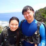沖縄ダイビング☆4/18 青の洞窟体験ダイビング 10:00~ ドラ