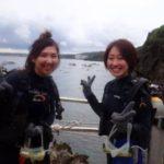 沖縄ダイビング☆ 4/24 青の洞窟体験ダイビング 10時~ しおん