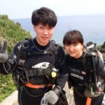沖縄ダイビング☆4/9  青の洞窟体験ダイビング 10:30~ ドラ
