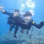 沖縄ダイビング☆4/20 青の洞窟体験ダイビング 13:00〜 ドラ