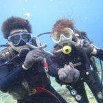 沖縄ダイビング☆4/28 サンゴ礁体験ダイビング 13時~ ドラ