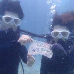 沖縄体験ダイビング☆4/17 珊瑚礁体験ダイビング 10:00~ しおん