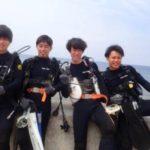沖縄ダイビング☆4/4 サンゴ礁体験ダイビング 10時半~ しおん
