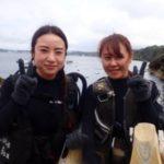 沖縄ダイビング☆ 4/14 青の洞窟体験ダイビング 15時~ しおん