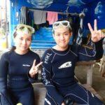 沖縄ダイビング☆4/28 サンゴ礁体験ダイビング 15時半~ ドラ