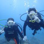沖縄ダイビング☆4/28 珊瑚礁体験ダイビング 10時~ ドラ