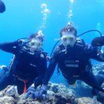 沖縄ダイビング☆4/30 青の洞窟体験ダイビング 8時~ ドラ