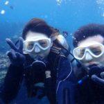 沖縄ダイビング☆4/30 青の洞窟体験ダイビング 8時~ しおん