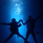 沖縄ダイビング☆5/28 FUNビーチダイビング なすび・ローラ