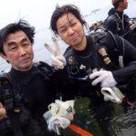 沖縄ダイビング☆5/2 珊瑚礁体験ダイビング 13時~ なすび