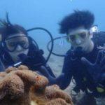 沖縄ダイビング☆5/3 珊瑚礁体験ダイビング 13時~ しおん