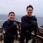 沖縄ダイビング☆5/1 極上2体験ダイビング 8時~ しおん