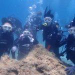 沖縄ダイビング☆ 5/22 珊瑚礁体験ダイビング 12時半~ しおん・みつ・ローラ
