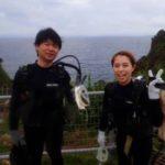 沖縄ダイビング☆5/10 青の洞窟体験ダイビング 8時~ しおん