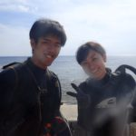 沖縄ダイビング☆5/4 珊瑚礁体験ダイビング 15時~ なすび