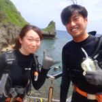 沖縄ダイビング☆5/27 青の洞窟体験ダイビング 10時〜 しおん
