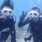 沖縄ダイビング☆5/2 珊瑚礁体験ダイビング 13時~ しおん