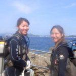 沖縄ダイビング☆5/13 青の洞窟体験ダイビング 15時~ しおん