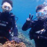沖縄ダイビング☆ 5/23 珊瑚礁体験ダイビング 10時半~ しおん