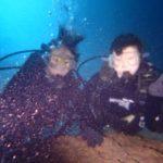 沖縄ダイビング☆5/27 青の洞窟体験ダイビング 10時〜 トモ・ローラ