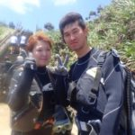 沖縄ダイビング☆ 5/26 青の洞窟体験ダイビング 10時半~ しおん・ローラ
