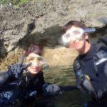 沖縄ダイビング☆ 5/24 青の洞窟体験ダイビング 8時~ なすび