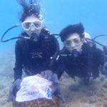 沖縄ダイビング☆5/2 珊瑚礁体験ダイビング 14時~ ドラ