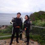 沖縄ダイビング☆6/27 青の洞窟体験ダイビング 15:00~ なすび