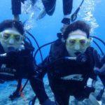沖縄ダイビング☆ 6/2 青の洞窟体験ダイビング 8時~ なすび・ローラ