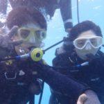 沖縄ダイビング☆6/15 珊瑚礁体験ダイビング 8:30~ しおん・ローラ