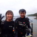 沖縄ダイビング☆6/20 青の洞窟体験ダイビング 13:00~ なすび・やす