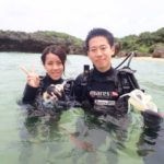 沖縄ダイビング☆6/9 珊瑚礁体験ダイビング 10時半~ ドラ・ローラ