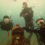 沖縄ダイビング☆6/14 珊瑚礁体験ダイビング 10時~ なすび・しおん・ドラ・みーつ