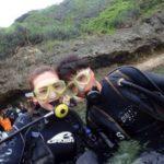 沖縄ダイビング☆6/28青の洞窟体験ダイビング10:30 なすび