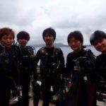 沖縄ダイビング☆6/18 青の洞窟体験ダイビング 10:00~ なすび・ドラ・ローラ