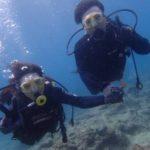 沖縄ダイビング☆6/28極上2DIVE体験ダイビング 13:0~ なすび