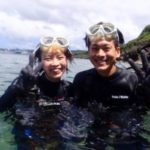 沖縄ダイビング☆6/29 青の洞窟体験ダイビング 13:00~ しおん・ヤス