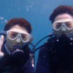 沖縄ダイビング☆ 6/27 青の洞窟体験ダイビング 10:30~ しおん