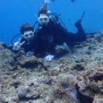 沖縄ダイビング☆ 6/3 青の洞窟体験ダイビング 10時半~ なすび・ローラ