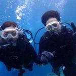 沖縄ダイビング☆6/18 青の洞窟体験ダイビング 13時〜 なすび