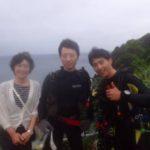 沖縄ダイビング☆ 6/22 極上2DIVE体験ダイビング 8時~ なすび・やす