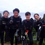沖縄ダイビング☆6/28極上2DIVE体験ダイビング 13:00~ しおん・やす・みーつ
